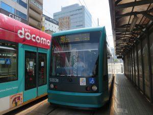 広島市内から宮島へは広電がオススメ