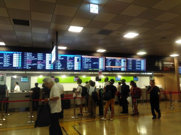 バスタ新宿ターミナル