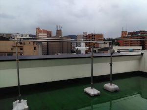 カオサン京都の屋上