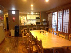 カオサン京都の食堂・キッチン