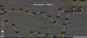水戸漫遊マラソンコースは登り坂がキツい