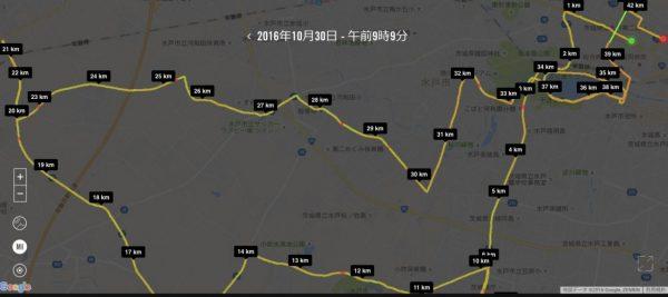 水戸漫遊マラソンコース