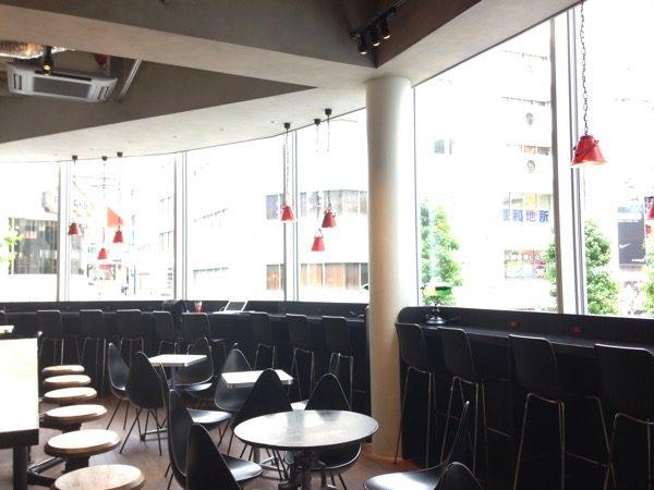 ゴリラコーヒー渋谷店の店内写真