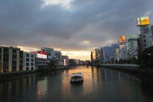 博多の街は移住によい