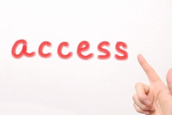 ブログのアクセス数減少